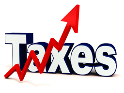 Taxes Increasing?